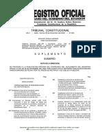 Inconstitucionalidad de la modalidad de fideicomisos para concesión 2000