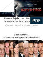 Inception Realidad