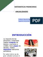 Clase 2 Matematicas financieras Anualidades.pptx