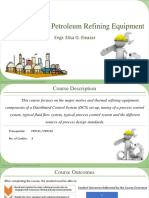 00-Introduction to Petroleum Refining Equipment