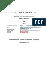 Dokumen Kualifikasi DED Duri  PUPR (1)