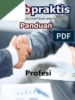 Tutorial Menggunakan webpraktis Profesi