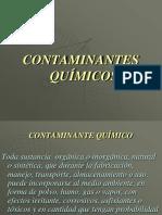 CONTAMINANTES QUÍMICOS.ppt