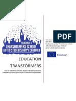 Education Transformers (ES version)