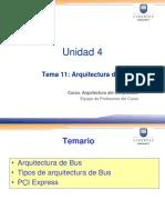 CIBERTEC Arquitectura del Bus y del HDD