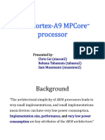 ARM Cortex-A9 MPCore