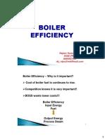 Boiler efficiency R K Jain