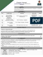 Resume Format.doc