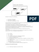 Cálculo y consideraciones sobre Sumideros