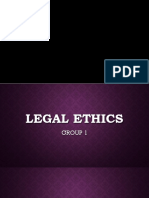 LEGAL-ETHICS