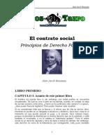 Rousseau, Jean Jacob - El Contrato Social