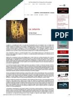 EL PSICOANALITICO  Publicación de de la catarsis web