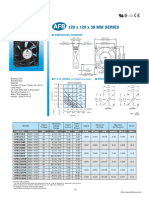 dc fan datasheet
