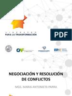 Módulo de Negociación y Resolución de Conflictos.pptx