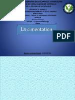 cémentation