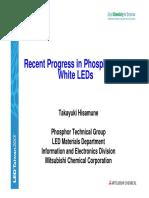 Recent Progress in Phosphors for White LEDs.pdf