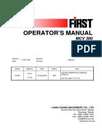 CE-300-OP-ENG-FANUC-D08 4300-7713-100