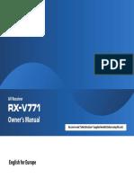 RX-V771_om_En1