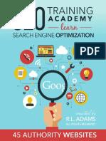 45 authority websites