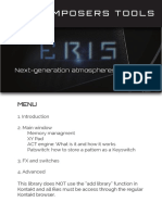 Eris 1.1 - User Manual