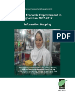 Women's Economic Empowerment in Afghanistan 2002-2012 Information Mapping ( PDFDrive.com )