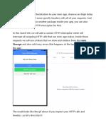 Starting our HTTP Interceptor Ionic App.docx