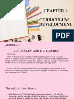 report-in-curriculum