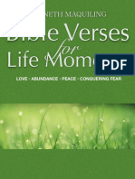 Bible Verses for Life Moments
