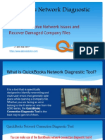 All About the QuickBooks Network Diagnostic Tool
