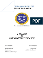 Public Interest Litigation Project