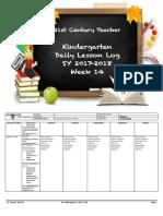Kinder - DLL week 14.pdf