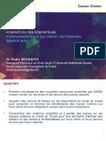 PPT_Initiation au code du travail marocain