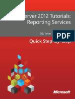 SQL Server 2012 Tutorials - Reporting Services