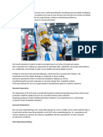 The Potential of Artificial Intelligence in Manufacturing Industry