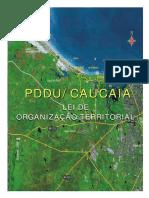 Lei Organizacao Territorial