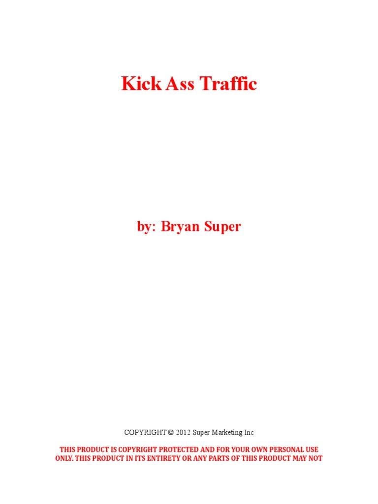Ass Traffic 1 kick ass traffic.pdf | internet forum | communication
