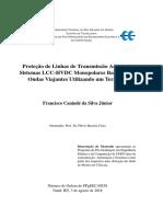 Proteção de Linhas de Transmissão Aéreas HVDC