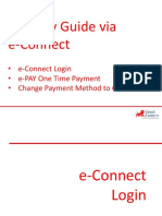 econnect payment guide