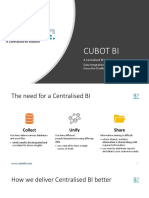CUBOT BI -Corporate Presentation