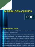 4.MINERALOGÍA QUÍMICA - 2018.ppt