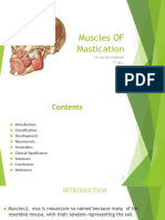 Muscles OF Mastication [Autosaved] [Autosaved]