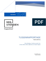 tussenrapportage 2