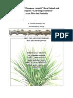 325872847-Pangiauan-Tinospora-rumphii-Stem-Extract-and-Lemongrass-Andropogon-citratus-as-an-Effective-Pesticide.docx