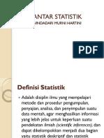 pengantar statistik Farmasi