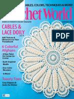Crochet World - February