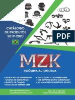 Mzk Catalogo Rolamentos de Embreagem2019-2020