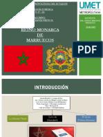 Reino Monarca de Marruecos (Historia y Cultura) MDN