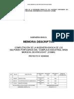 Gd22002 Memoria Descriptiva