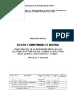 Gd11001 Bases y Criterios de Diseño