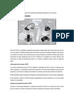 Probador de sensor CKP